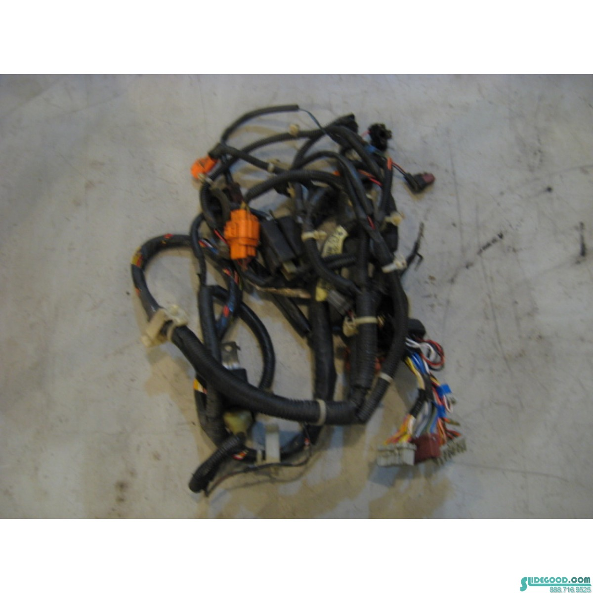 97 Honda Prelude Lh Fender Wiring Harness 32120 S30 A002 R11180