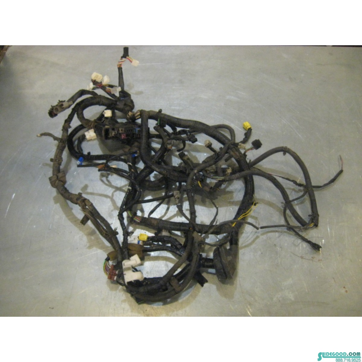 Wiring Harness Infiniti G35 Great Engine Diagram Schematic 2008 G37 05 At Bay 24012 Ac010 R19027 Rh Slidegood Com