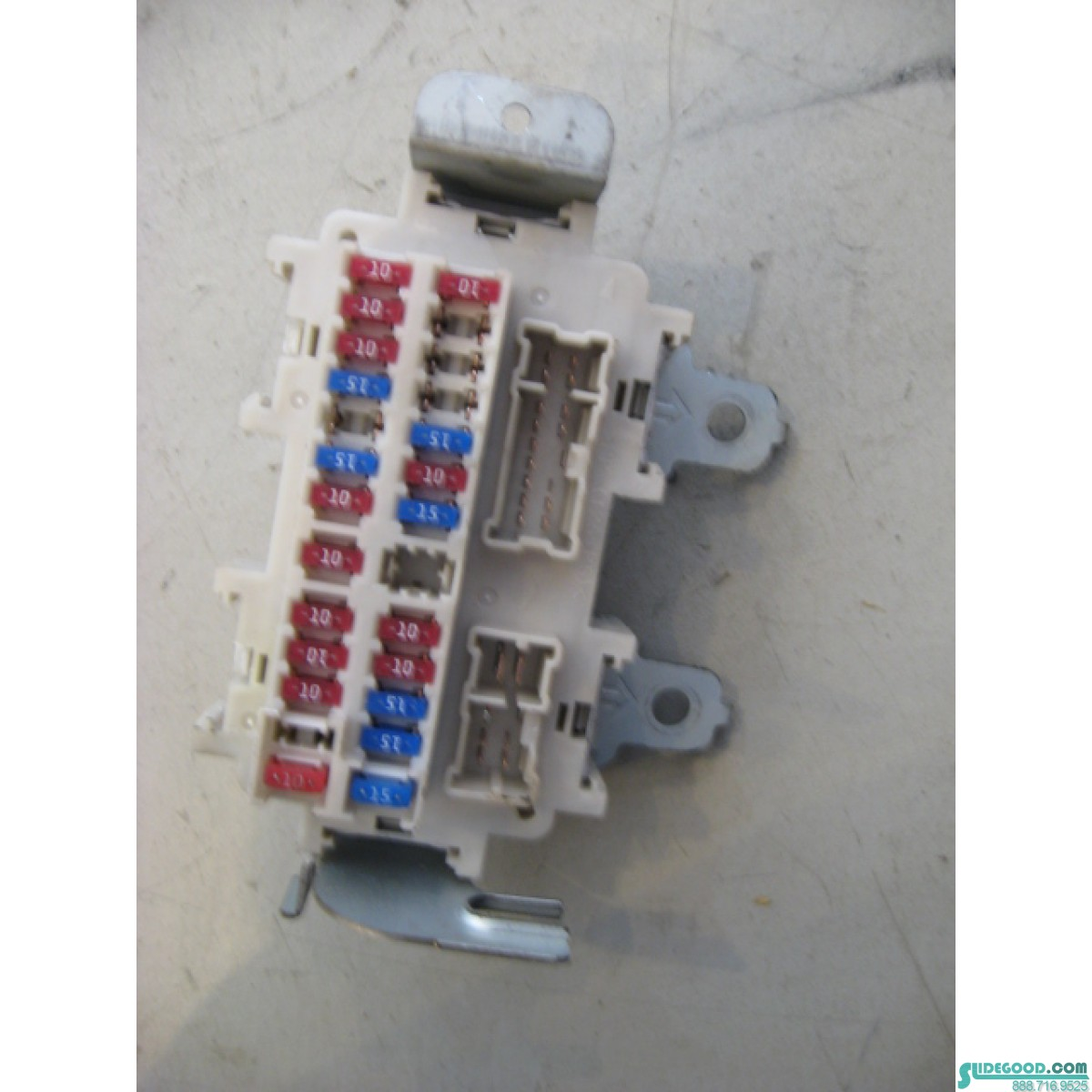 8098_01 nissan 350z interior fuse box r8098  at bayanpartner.co