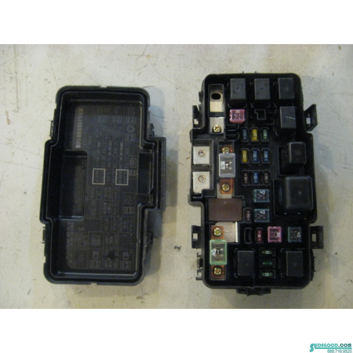 99 00 01 02 03 acura tl under hood fuse box ebay 03 acura rsx engine bay fuse box r8498 acura rsx under hood fuse box diagram