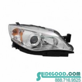 2008-2011 Subaru Impreza RH Passenger Side Halogen Headlight