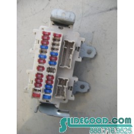 06 nissan 350z interior fuse box r8098 rh slidegood com Nissan Xterra Fuse Box Diagram Nissan Altima Fuse Box Diagram
