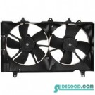 03-06 Nissan 350z Radiator fan Assembly