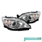 2008-2009 Subaru Impreza Halogen Headlights, Both Sides