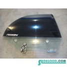 02 Subaru IMPREZA Rear RH Passenger Window  R10008