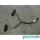 99 Porsche BOXSTER Rear License Plate Lamps  R12002