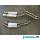 95 Nissan 240SX S14 Misc Exhaust Assembly  R15451