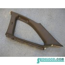 96 Lexus SC300 Rear Passenger Window Trim Rear Interior Brown Window Trim off a 96 SC300. R1605