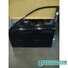 06 Infiniti G35 Super Black Front LH Door Shell  R16644