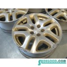 01 Subaru LEGACY 4 Silver/Gold Wheels ..1 has rash..  R18081