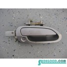 00 Honda S2000 Passenger Door Handle Gray Gray R185