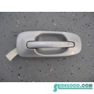 02 Subaru IMPREZA WRX RH Rear Exterior Door Handle Silver R190