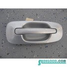 04 Subaru IMPREZA WRX Driver Rear Door Handle Silver R191