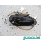 03 Acura RSX Passenger Exterior Door Handle Black Black R193