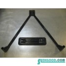00 BMW M5 Rear Exhaust Support Braces.  R20006