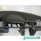 01 Honda PRELUDE Dash Dashboard Black  R368