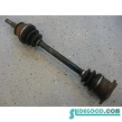 04 Nissan 350Z Passenger Rear Axle Great Shape R465