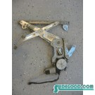 02 Subaru IMPREZA WRX Rear RH Window Motor Works Great R497