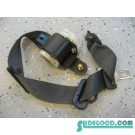 97 Honda PRELUDE LH Rear Seat Belt Black R516
