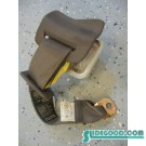 96 Lexus SC300 Driver Rear Seat Belt Tan Rear LH R518