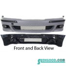 BMW 525 Front Bumper Cover 2001-2003