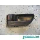02 Subaru IMPREZA WRX Driver Rear Interior Handle Black R544