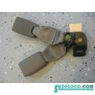 04 Acura RSX Rear Seat Belt Buckle Set Tan R574