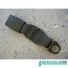 97 Honda PRELUDE Rear Seat Belt Buckle Black Interior R621