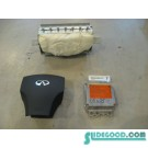 05 Infiniti G35 Coupe Airbag Set  R6464