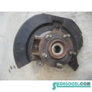 09 Mazda 3 Front LH Driver Spindle Assy  R9211