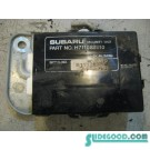 02 Subaru IMPREZA WRX Security Unit H7110SS010 R9858