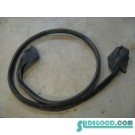 02 Subaru IMPREZA Rear LH Driver Door Seal  R9985