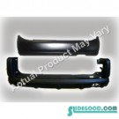 Acura Integra Rear Bumper Cover 90 91 92 93