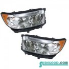 2006-2008 Subaru Forester RH Passenger And LH Driver Side Halogen Headlights NEW