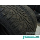Hankook tire close up
