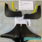 Nissan 350Z Front And Rear Mud Guards NEW OEM 999J2-ZU003, 999J2-ZU0T4