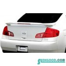 03-06 Infiniti G35 Sedan Unpainted Spoiler NEW