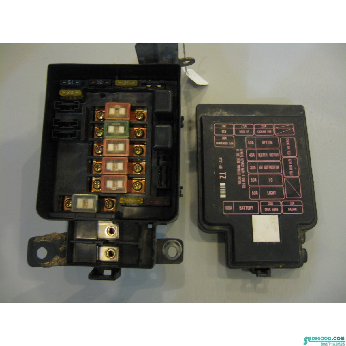 86 Acura Integra Fuse Box Another Blog About Wiring Diagram 1997 16 Images